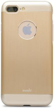 Moshi iGlaze Armour Case (iPhone 7 Plus) gold