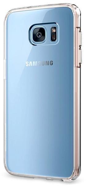 Spigen Ultra Hybrid Case (Galaxy S7 edge) Crystal Clear
