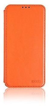 Spada 026305, Bookcover, Galaxy S7 Edge, Orange