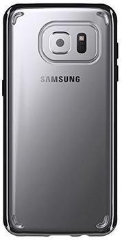 Griffin Reveal für Samsung Galaxy S7 Edge schwarz/klar