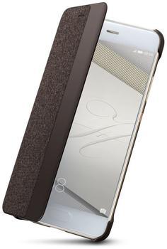 Huawei Flip View Case (P10) braun