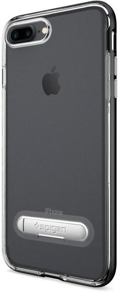 Spigen Crytal Hybrid Case (iPhone 7 Plus) dunkelgrau