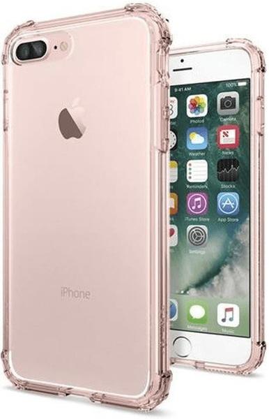 Spigen Crystal Shell Case (iPhone 8 Plus) rose