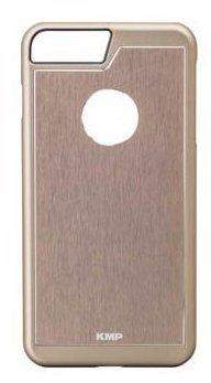 KMP Schutzhülle KMP Apple Aluminium für Iphone 7 gold