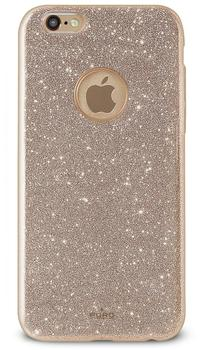 Puro Glitter Shine Cover gold (iPhone 6/6S)