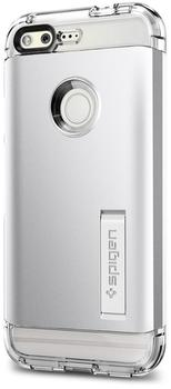 Spigen Tough Armor Case (Pixel) satin silber