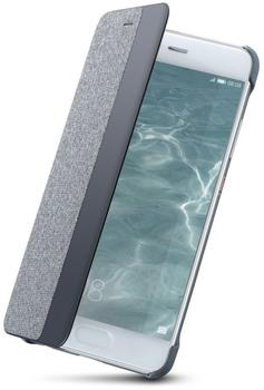 Huawei Flip View Case (P10) hellgrau