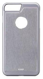 KMP Protective Case, iPhone 7 silber