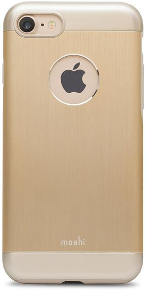 Moshi iGlaze Armour Case (iPhone 7) gold