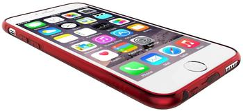Gosh Gel Ultra Thin Polymer Hülle iPhone 6 rot