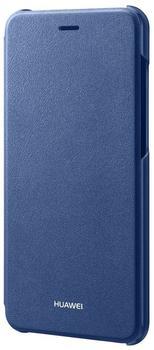 Huawei Flip Cover (P8 Lite 2017) blau