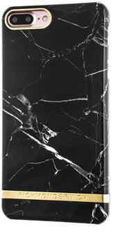 RICHMOND & Finch Marble Glossy for iPhone 7 Plus schwarz