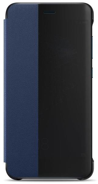 Huawei Flip View Case (P10 lite) blau