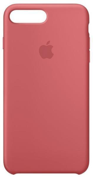 Apple Silikon Case (iPhone 7 Plus) kamelie