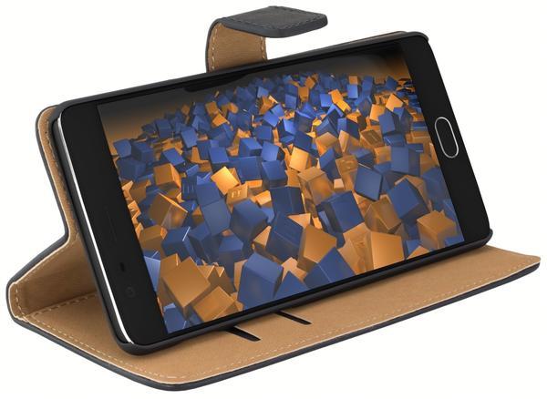 mumbi Bookstyle Tasche schwarz für OnePlus 3OnePlus 3t