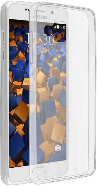 mumbi TPU Hülle Ultra Slim transparent für Samsung Galaxy A5 (2016)