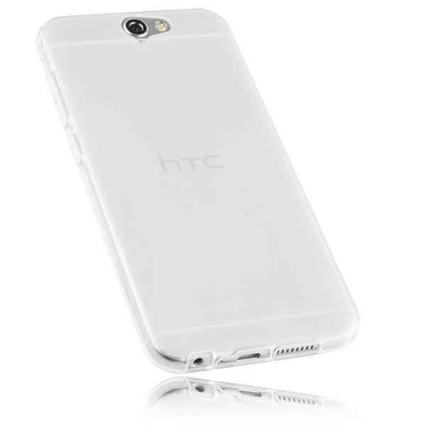mumbi TPU Hülle transparent für HTC One A9