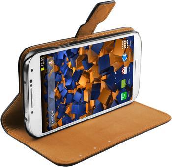 Mumbi Ledertasche Bookstyle (Samsung Galaxy S4)