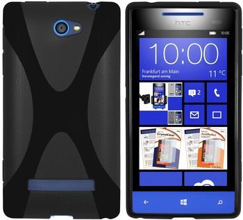 Mumbi X-TPU Schutzhülle (HTC Windows Phone 8S)