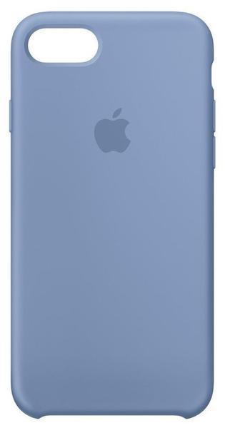 Apple Silikon Case (iPhone 7) himmelblau