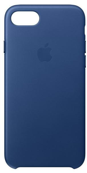 Apple Leder Case (iPhone 7) saphir