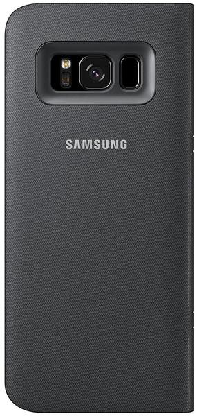 Samsung LED View Cover (Galaxy S8) schwarz