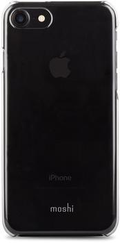 Moshi iGlaze XT - Hintere Abdeckung für Mobiltelefon - klar - für Apple iPhone 7 (99MO