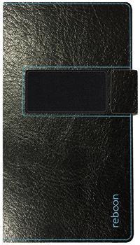 reboon booncover Leder XS2 schwarz