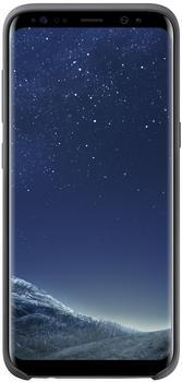 Samsung Silikon Cover (Galaxy S8) grau