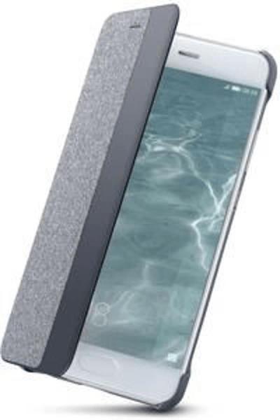 Huawei Flip View Case (P10 Plus) hellgrau