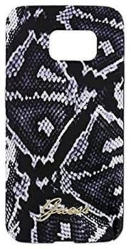 Guess Animal - Python - TPU Handy CoverCaseSchutzhülle - Samsung G925F Galaxy S6 Edge - Schwarz