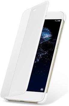Huawei Flip View Case (P10 lite) weiß