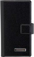 Peter Jäckel COMMANDER BOOK CASE ELITE Sony Xperia X Compact black