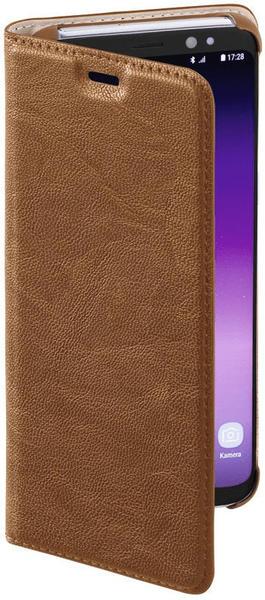 Hama Booklet Guard Case (Galaxy S8+) braun