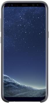Samsung Silikon Cover (Galaxy S8+) grau