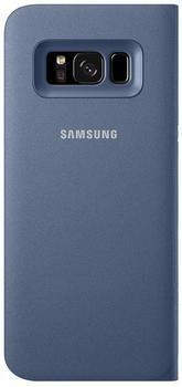Samsung LED View Cover (Galaxy S8) blau