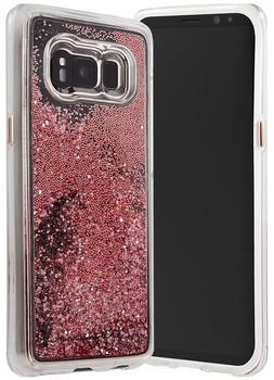 case-mate Waterfall, Schutzhülle, gold, Samsung Galaxy S8