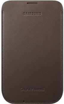 Samsung Tasche braun (Samsung Galaxy Note)