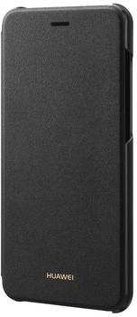 Huawei Flip Cover (P8 Lite 2017) schwarz