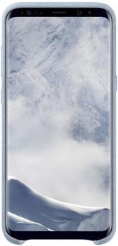 Samsung Alcantara Cover (Galaxy S8+) mint