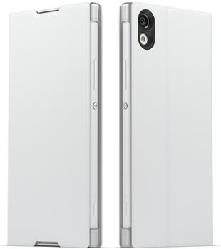 Sony Style Cover Stand SCSG30 (Xperia XA1) weiß