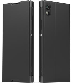 Sony Style Cover Stand SCSG30 (Xperia XA1) schwarz