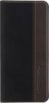 Peter Jäckel COMMANDER BOOK CASE Galaxy S8 Gentle Black