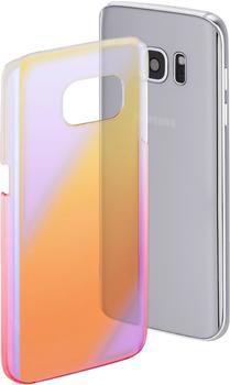 Hama Cover Mirror (Galaxy S8) gelb/pink