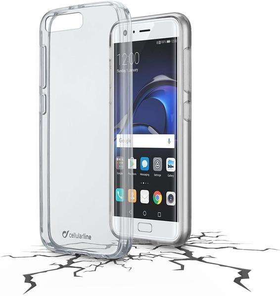 Cellular Line CellularLine Clear Duo Backcover Passend für: Huawei P10 Plus Transparent