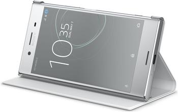 Sony Style Cover Stand SCSG10 (Xperia XZ Premium) weiß