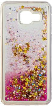 Peter Jäckel URBAN IPHORIA Back Cover GLAMOUR Galaxy A3 (2016) gold