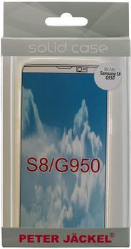 Peter Jäckel 16073 Galaxy S8 clear