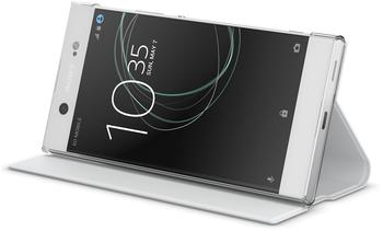 Sony Style Cover Stand SCSG40 (Xperia XA1 Ultra) weiß