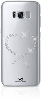 "Hama 00180434 Smartphone-Cover ""Eternity"" Samsung Galaxy S8 (Transparent)"